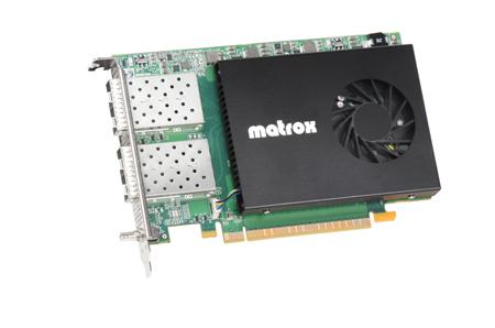 network interface controller, X.mio5, Matrox