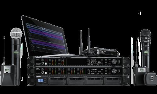 NAB 2018: Shure Extends 600 MHz Wireless Rebate Program