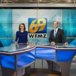 69News WFMZ, stretch graphics, video wall displays, Devlin Design Group
