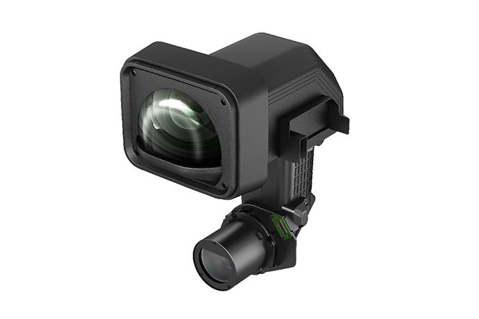 Epson Short Throw Lens Augments L1000 Laser Projectors