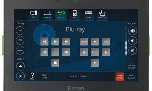 TLP Pro 725M, Extron, TouchLink Pro Touchpanel
