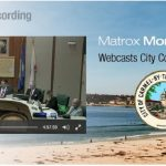 Monarch HDX, Carmel-by-the-Sea, streaming technology, Matrox