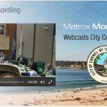 Monarch HDX, Carmel-by-the-Sea, streaming technology, Matrox