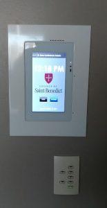 ELAN control system, College of St. Benedict
