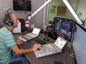 Dante Audio over IP Network, Israeli Public Broadcast Corporation, Dante networking