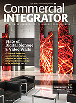Commercial Integrator Magazine