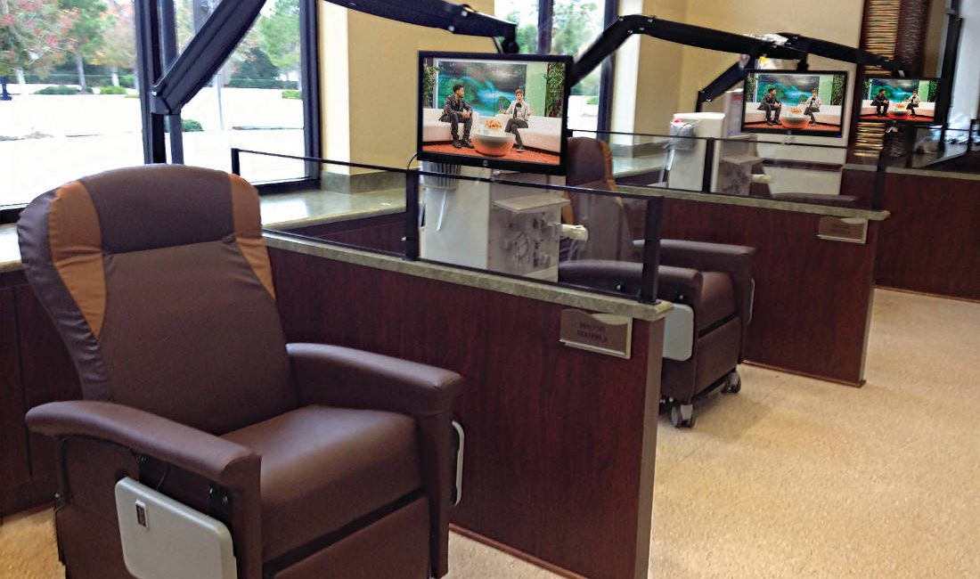 Kidney Dialysis Patients Treated to $28K Entertainment Stations With Logitech Harmony