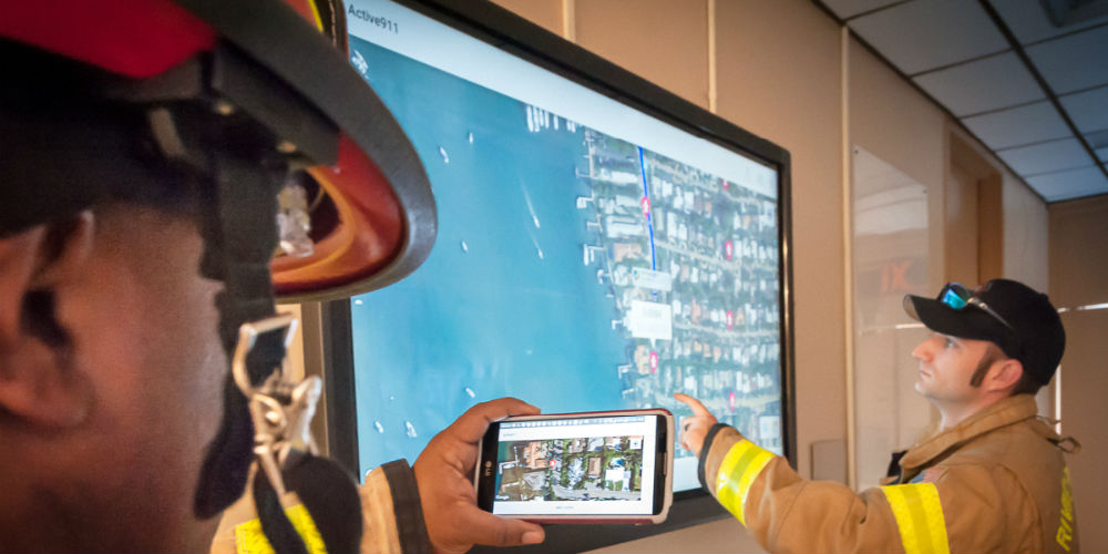 This Fire Department Responds Faster, Thanks to InFocus BigTouch & More Emergency Response AV