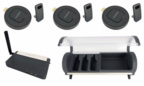 InFocus Introducing SimpleShare Wireless Presentation Solutions at InfoComm 2018