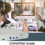 CONVERGE Huddle, InfoComm, InfoComm 2018, AV over IP streaming, ClearOne