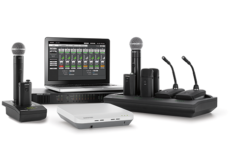 Shure Showcases Microflex Complete Conference Systems at InfoComm 2018