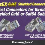 Platinum Tools, shielded connectors, InfoComm, InfoComm 2018