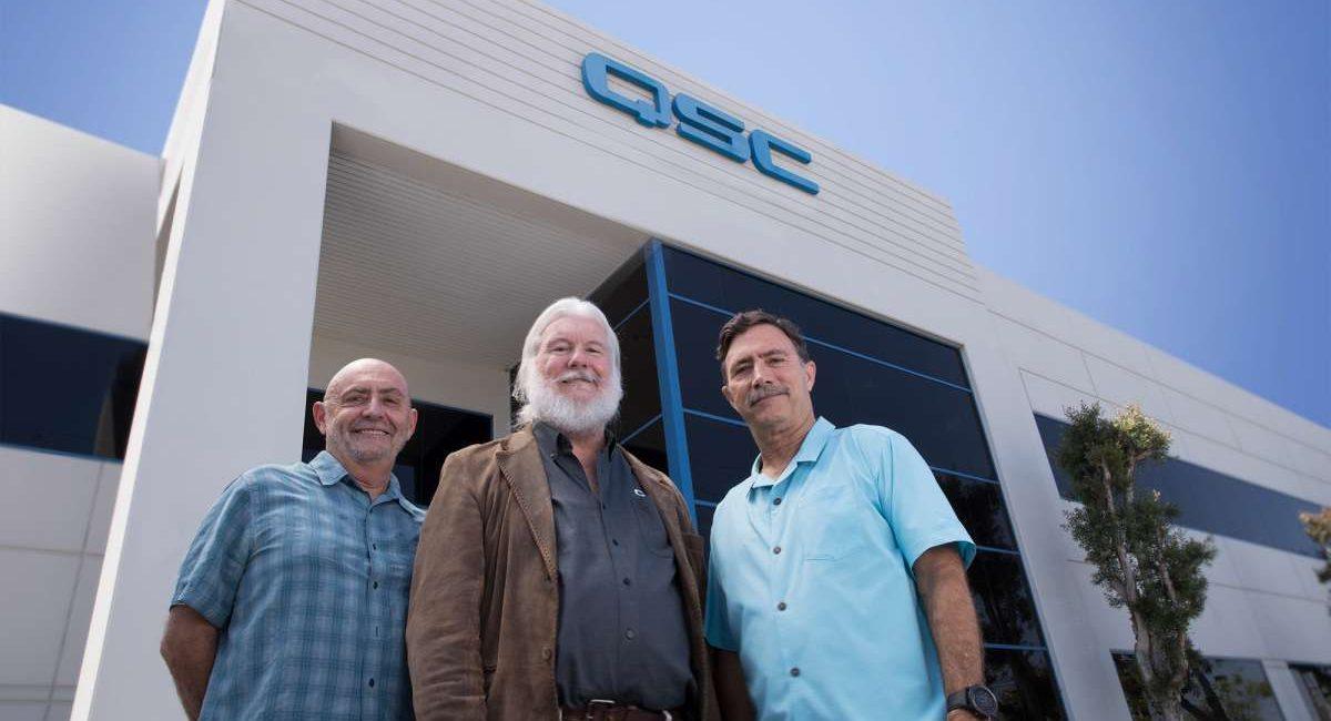 AVIXA Honors QSC Founders with 2018 Adele De Berri Pioneer Award