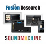 Commercially Licensed Music Servers, SoundMachine, Fusion Research