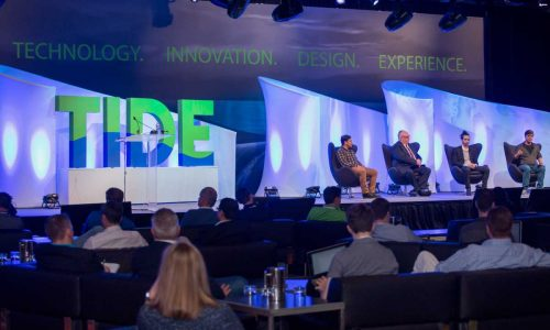 TIDE Conference Continues to Rise at InfoComm 2018
