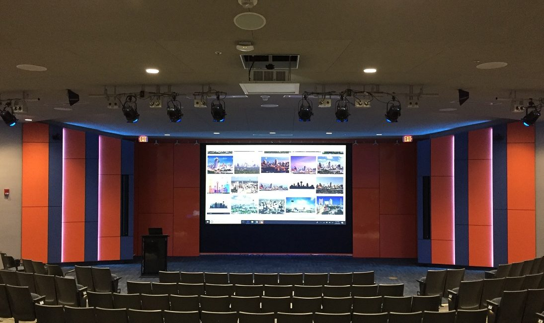 DDS-AV Takes GUI-First Approach to Control at University of Texas San Antonio