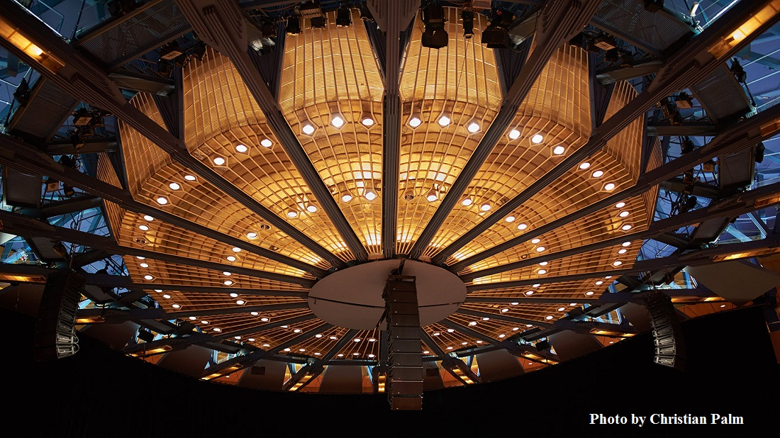 Meyer Sound LEOPARD Line Arrays Used to Future-Proof Diverse Bookings at Concert Hall