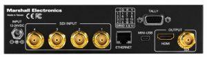 Marshall Electronics, VMW-402-SH, quad viewer