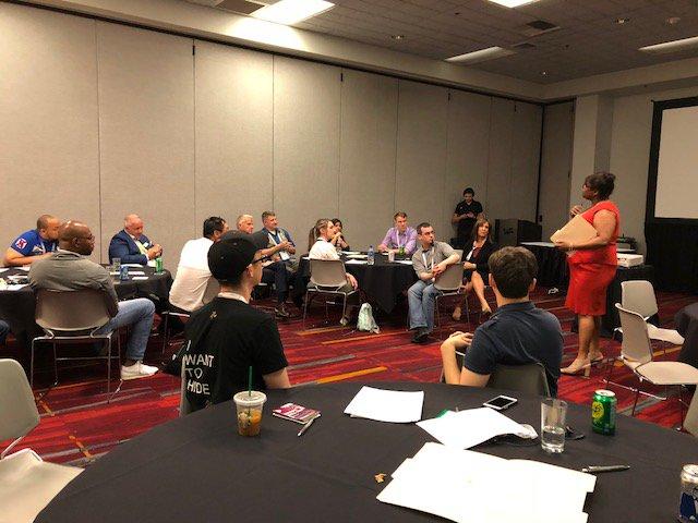 AVIXA Diversity Council, AV industry