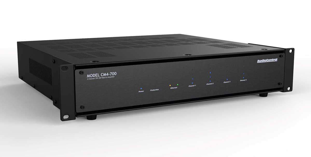Leviton Enters Residential Load Center Market: AudioControl Makes Commercial Debut At InfoComm 2018 With