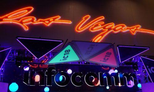 Why AVIXA's InfoComm 2018 Broke Its Las Vegas Show Attendance Record