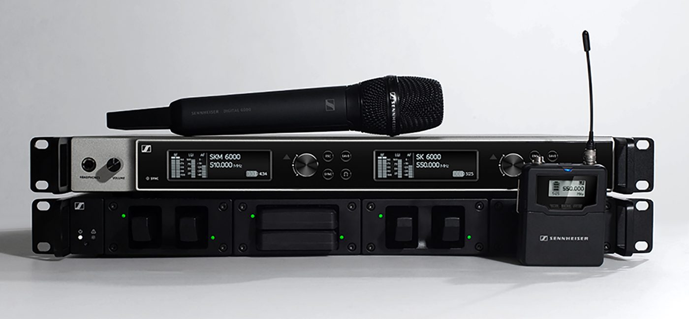 Sennheiser Digital 6000, Meet Yamaha Consoles: Companies Announce Interoperability