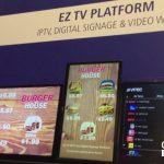 VITEC InfoComm, InfoComm 2018, VITEC EZ TV
