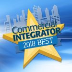 2018 BEST Awards, Commercial Integrator, commercial tech, AV products, best AV products, Commerical Integrator BEST Awards, BEST Awards 2018