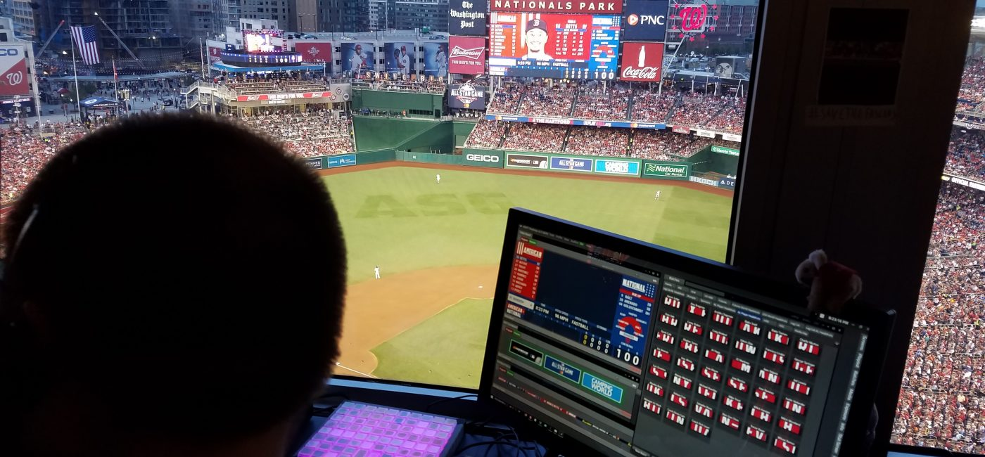 MLB All-Star Week Relies on Shure Wireless to Keep Baseball Fans Entertained at Nationals Park