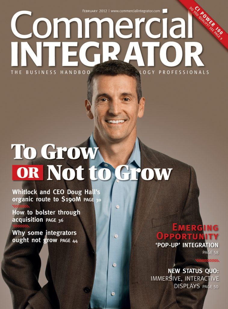 Commercial Integrator February 2012
