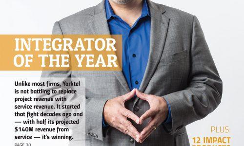 Yorktel Named 2015 Integrator of the Year