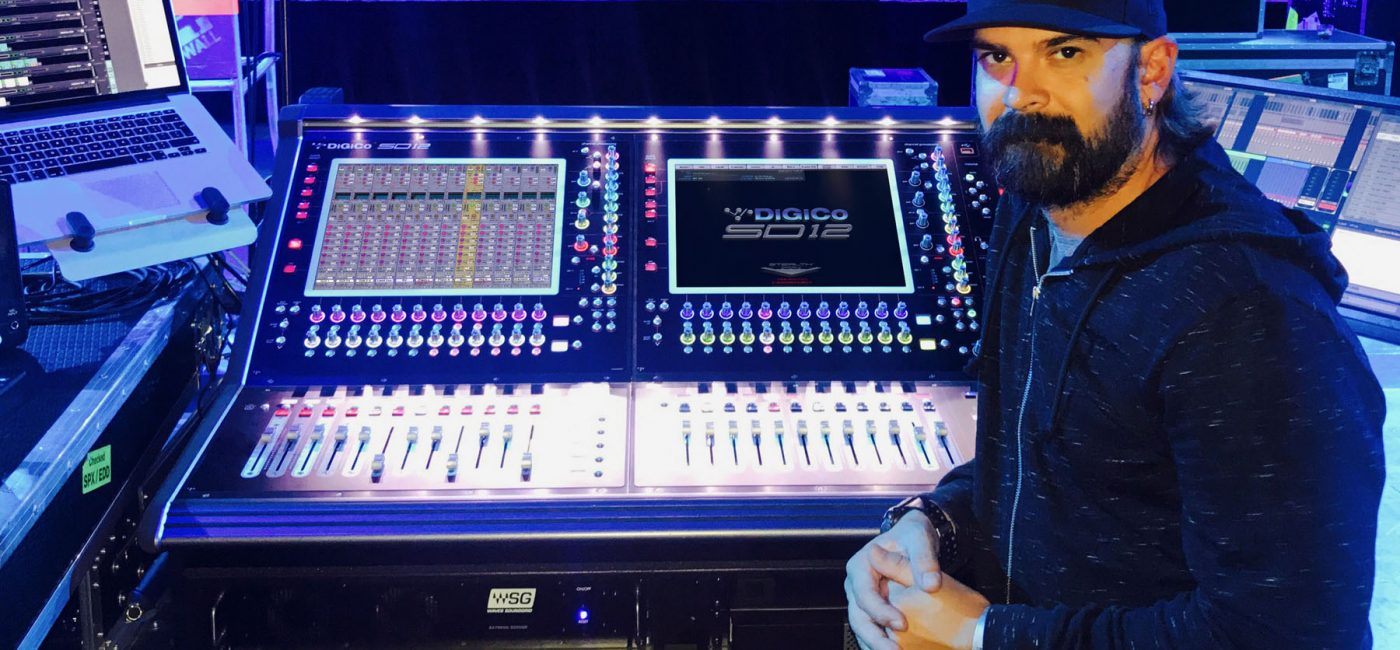 America's Got Talent—and DiGiCo SD12 Consoles Prove It