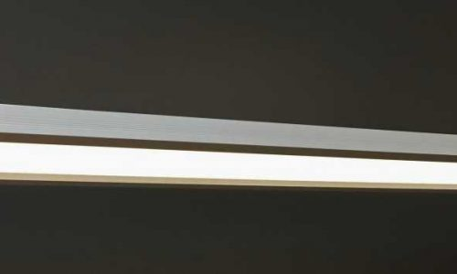 Low-Voltage LumaStream Suspended LED Fixture Is Ideal for Meeting Rooms