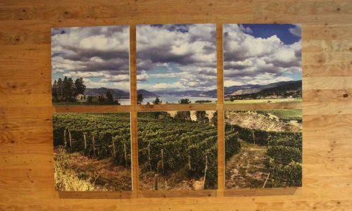 Sandhill Winery, PrimacousticPaintables, Howard Soon, acoustic attenuators