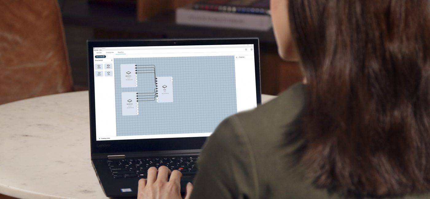 Shure Designer 3.1 System Configuration Software Brings Devices Together