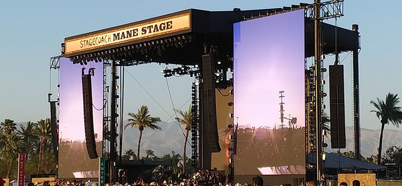 Concertgoers At Coachella and Stagecoach Heard Their Music Loud and Clear, Thanks to Focusrite RedNet