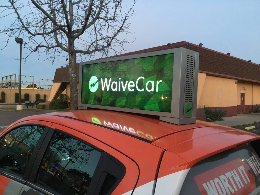 WaiveCar
