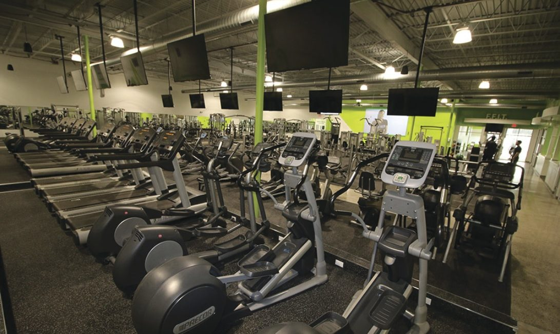 Health Club Competes with Fitbits, Thanks to Interactive Tech from Audio Video Intelligence