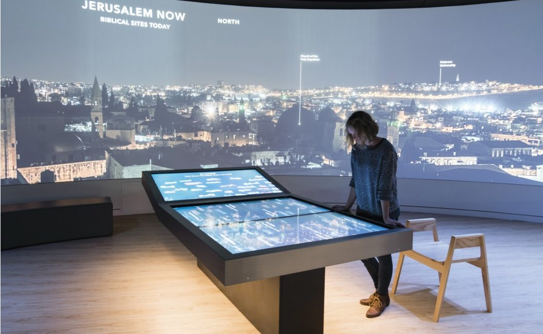 Museum of the Bible: An Old Story Set to New Museum Technology Marvels