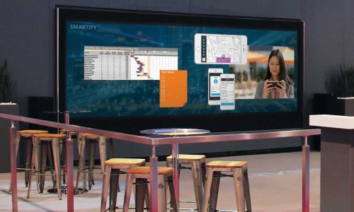 8 Benefits of Interactive Video Walls for Premium Spaces