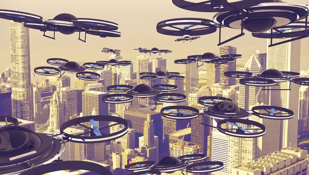 Why Robotics & Drones Are the Real Deal for Security