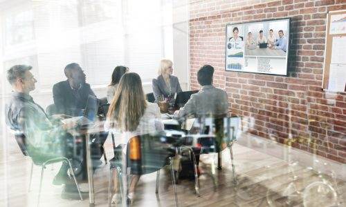 Collaboration Tech Customers, video collaboration, video conferencing, collaboration solutions, video conferencing market, customized collaboration space