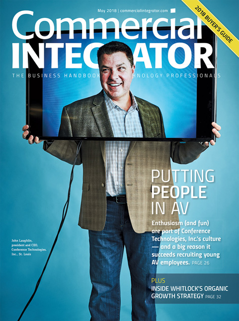 Every Commercial Integrator Magazine Cover Ever Commercial Integrator