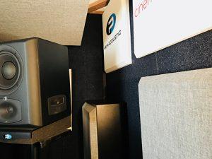 Primacoustic panels, Cinema Sound, audio quality analysis, Broadway panels