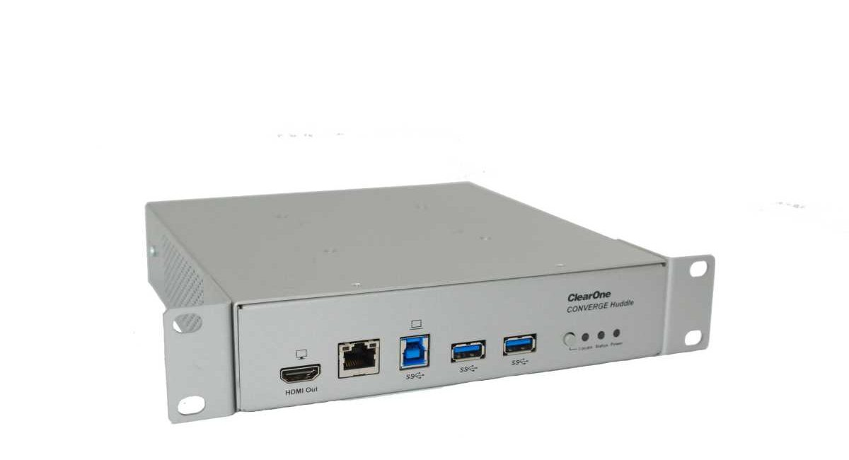 ClearOne Huddle Bucks Program Offers Incentives for CONVERGE Huddle Room Product Purchases