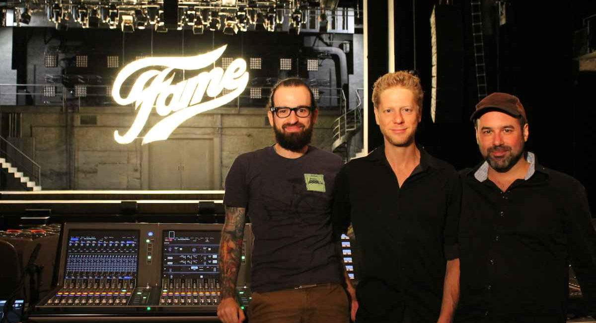 Montreal's Saint Denis Theatre Leans on Yamaha RIVAGE PM7 for Production of Fame