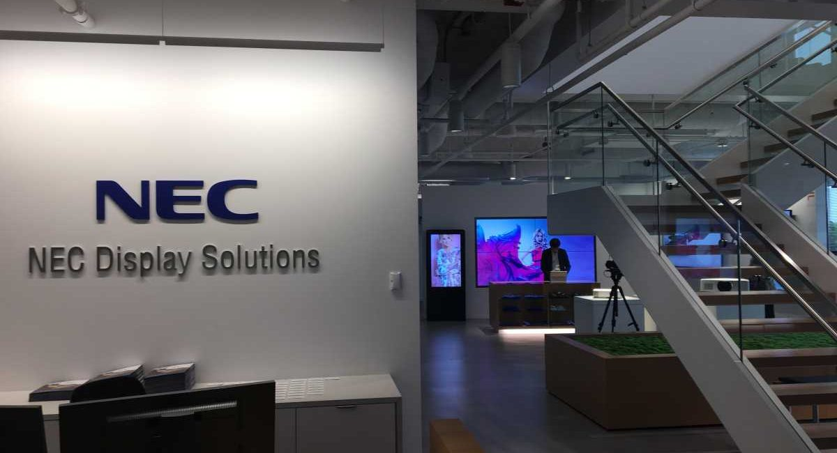 NEC Display Solutions and Sharp Announce 'Joint Venture'