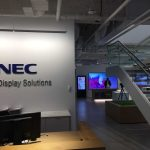 NEC Display Solutions of America's new NEC Briefing Center