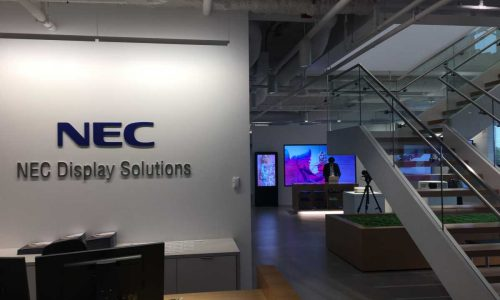 The NEC Briefing Center: It's an Experience