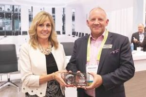 Shure Global Excellence Award